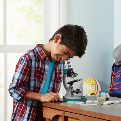Microscopio Learning Resources Geosafari Microscopio