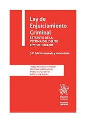 Ley de Enjuiciamiento Criminal - 30ed.