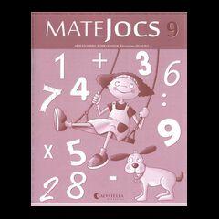 MATEJOCS 09 3r PRIMÀRIA Salvatella 9788484127888