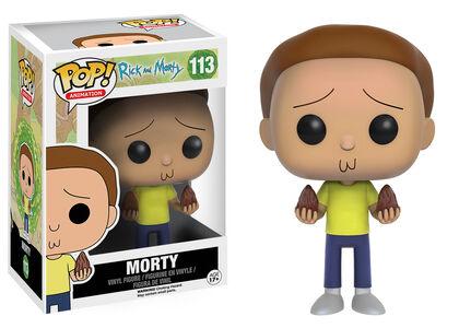 FunkoPOP! Rick &MortyMorty