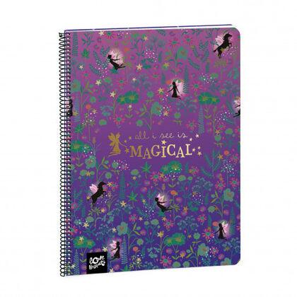 Libreta Busquets Magical A4
