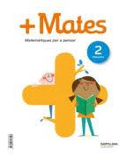 2PRI MATE+ MATEM PARA PENSAR VALEN ED18 Voramar Text 9788491313427