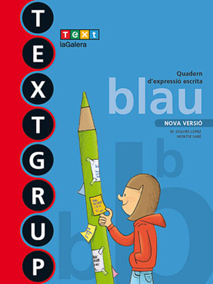 Q.TEXTGRUP_2 BLAU (NOU) Text 9788441231436