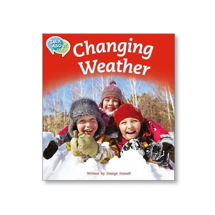 TA L3 CHANGING WEATHER Macmillan 9781420240047