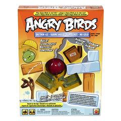 AngryBirds: Pájaros Sobre Hielo