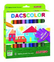 Cera plàstica Dacs Plastidacs 24 colores