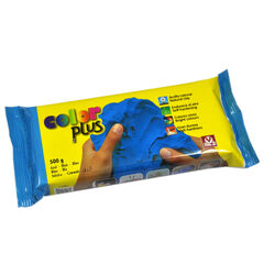 Barro Sio-2 Colorplus Azul 500 gr (endurecible)