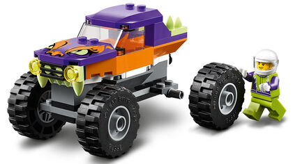 LEGO City Great Vehicles  Monster Truck (60251)