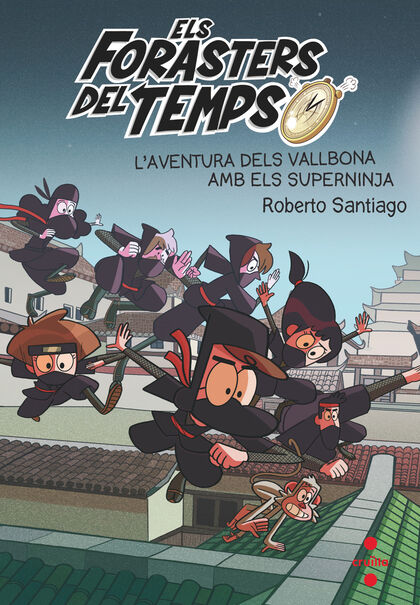 L'aventura dels Vallbona amb els Superninja