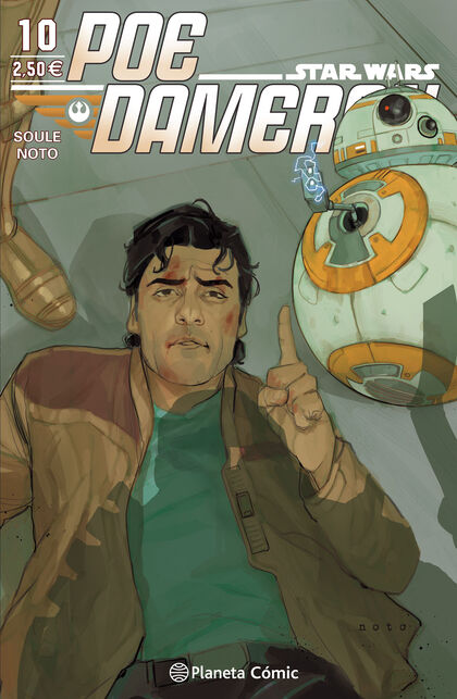 Star Wars Poe Dameron nº 10/26