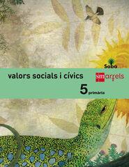 VALORES SABA 5º PRIMARIA SM Valencià 9788467571127