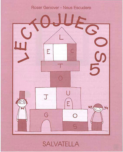 LECTOJUEGOS 5 Salvatella 9788484125990