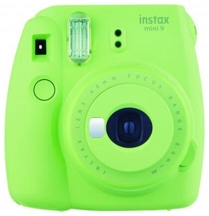 Camèra de fotos Instax Mini 9 Verd