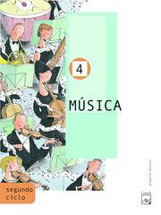 CAE E4 Música/Mosaico Casals 9788421831366