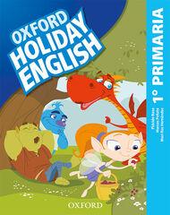 HOLIDAY ENGLISH 1 PRIM ESP 3ED REV Oxford 9780194546348