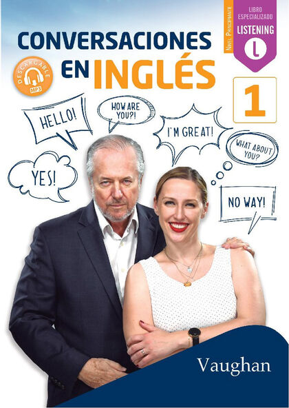 VAUGHAN CONVERSACIONES EN INGLÉS 1 Vaughan 9788416667697
