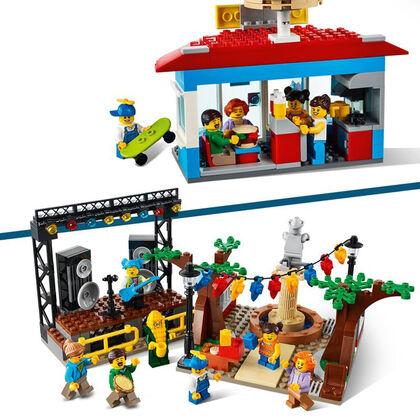 LEGO City Plaza Mayor (60271)