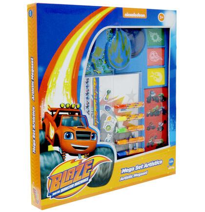 Mega Set Artístico Holografico Blaze