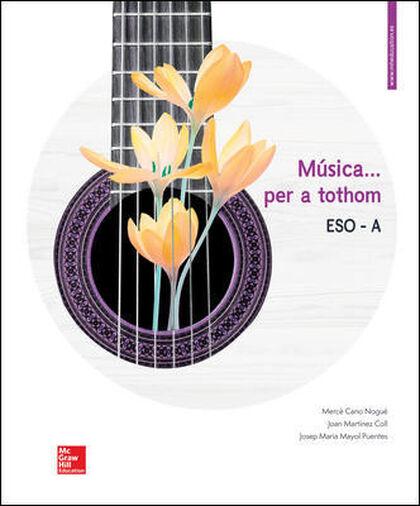 Música... per a tothom A/19 ESO 1 McGraw-Hill Text 9788448615826