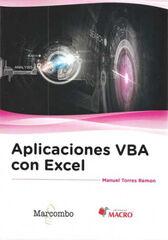 Aplicaciones VBA con Excel