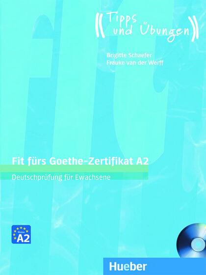 HUE FIT F.Goethe-Zertifikat A2/+CD Hueber 9783190218738