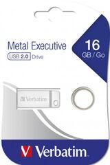 MEMORIA USB VERBATIM 2.0 DRIVE 16GB