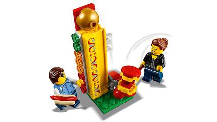LEGO City minifigura feria (60234)