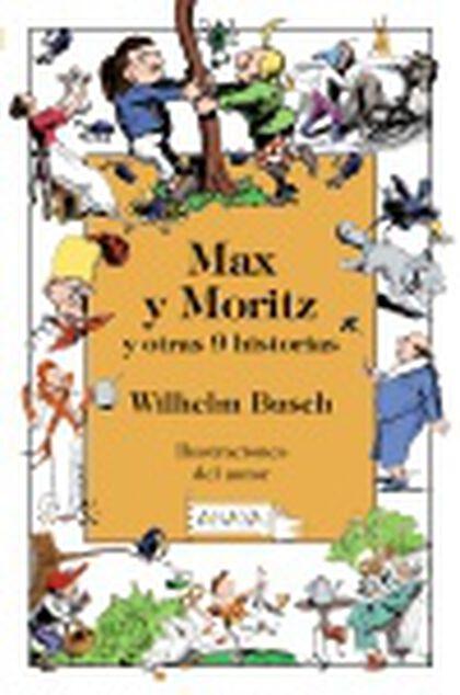Max y Moritz y otras 9 historias