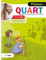 QUADERN PREPARA 4T! Text 9788441233492