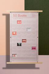 Pósteres Doiy 50 Libros que HAN de leer