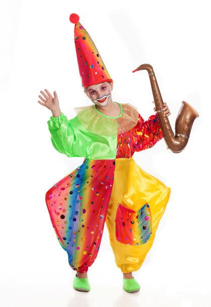 Disfraz Clown (T.0 / 3) (T.3 / 5)