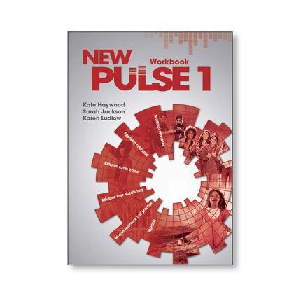 NEW PULSE 1 WB PK 2019 Macmillan-Text 9781380039736