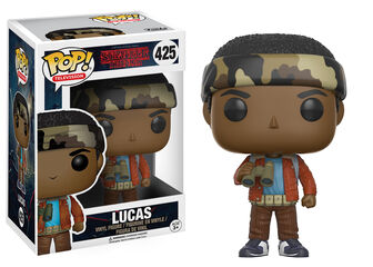 Funko Stranger Things Lucas Prismtics