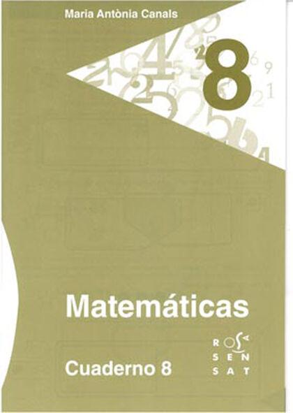 8DRS Cuaderno 08 Rosa Sensat 9788492748617