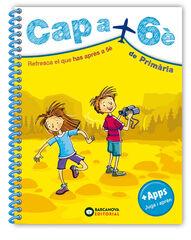 CAP A SISÈ DE PRIMÀRIA Barcanova Quaderns 9788448949105