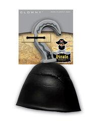 Mano del Pirata Capitán Garfio Sus