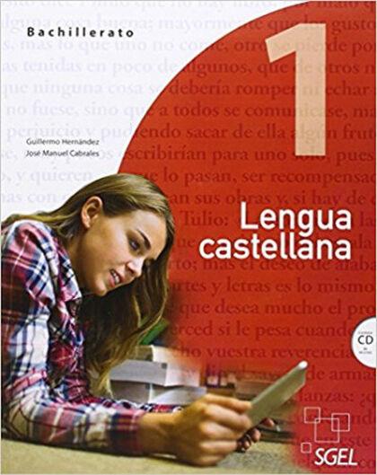 LENGUA Y LITERATURA 1 SGEL 9788497789448