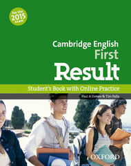 OUP Result FCE/SB pack/15 Oxford LG 9780194511926