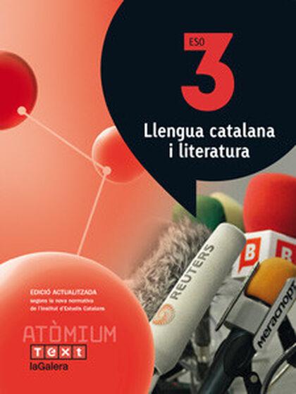 Català/Atòmium ESO 3 Text 9788441223905
