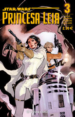 Star Wars Princesa Leia 3