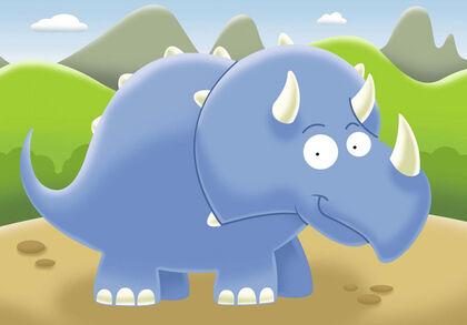 Puzzle Ravensburger Dinosaurios 4U