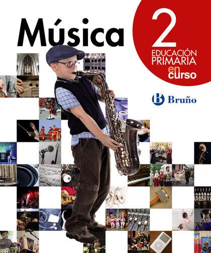 Música/En curso PRIMÀRIA 2 Anaya Text 9788469609194