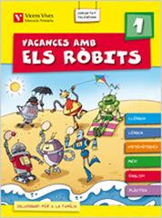 VACANCES AMB ELS RÒBITS 1r PRIMÀRIA Vicens Vives- 9788431698843