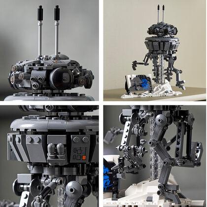 LEGO Star Wars Droide Sonda imperial (75306)