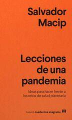 Lecciones de una pandemia