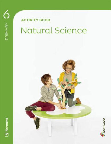 Natural-Science/AB PRIMÀRIA 6 Santillana Text 9788468027418
