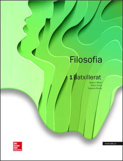 FILOSOFIA 1r BATXILLERAT McGraw-Hill Text 9788448196011