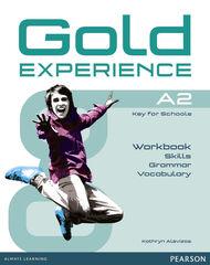 PEAR Gold Experience A2/WB Pearson 9781292159461