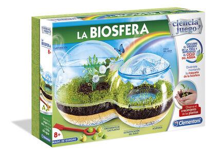 Juego científico Clementoni Biosfera