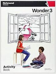 WONDER ACTIVITY BOOK 3º PRIMARIA Richmond Text 9788466812719